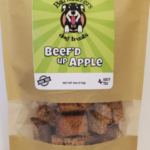Barketizers Beef'd Up Apple 4 oz.