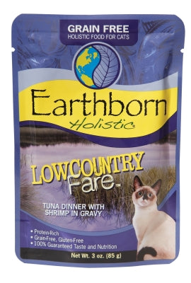 Earthborn Holistic Lowcountry Fare Tuna & Shrimp Pouch