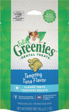 Greenies Feline Tempting Tuna 2.1 oz.