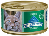 Blue Wilderness Cat Duck Recipe