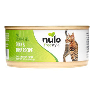 Nulo Cat Grain-Free Duck & Tuna Recipe
