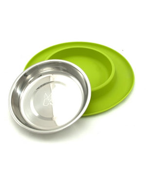 Messy Cats Single Silicone Bowl