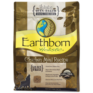 Earthborn Holistic Grain-Free Chicken Biscuits