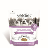Vet Diet Skin & Stomach Biscuits 16 oz.