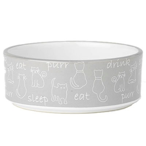 "Petrageous Playful Pet Collection ""Eat Purr Sleep"""
