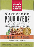 Honest Kitchen Superfood Pour Overs Lamb & Beef Stew