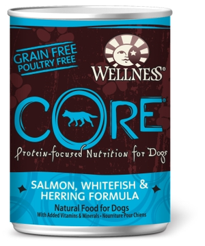 Wellness Core Grain-Free Whitefish, Salmon & Herring Formula