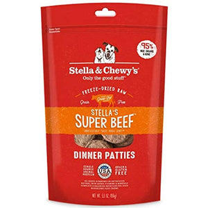Stella & Chewy's Freeze-Dried Stella's Super Beef