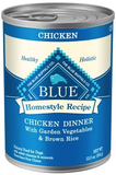 Blue Buffalo Chicken & Brown Rice