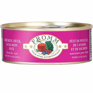 Fromm Cat Chicken, Duck & Salmon Pate