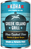 Koha Greek Island Grill Slow Cooked Stew