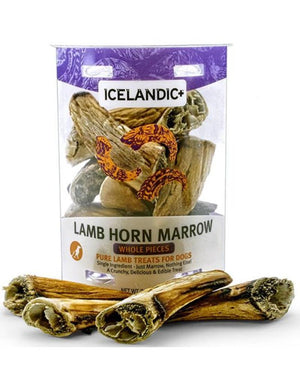 Icelandic + Lamb Marrow whole pieces 2.5 oz.