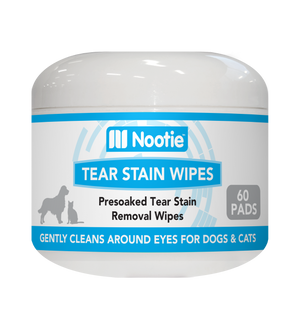 Nooties Tear Stain Wipes 60 ct.