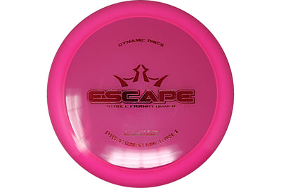 Dynamic Discs - Escape