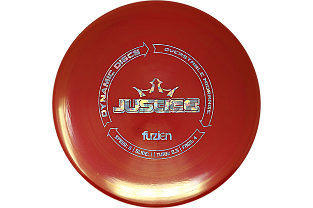 Dynamic Discs - Justice
