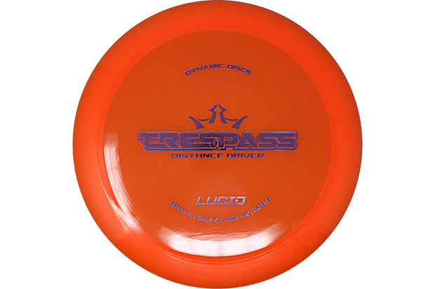 Dynamic Discs - Trespass
