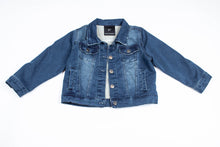 CHANGE MAKER DENIM JACKET