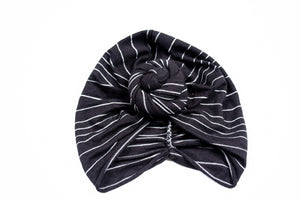 TOP-KNOT TURBAN