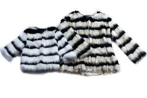 PREMIUM FAUX FUR COAT