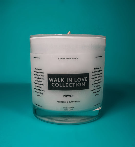 laundry detergent scented candle