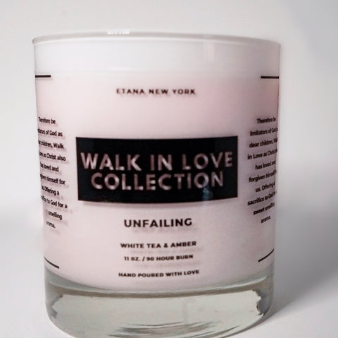 Unfailing 11 oz. Candle