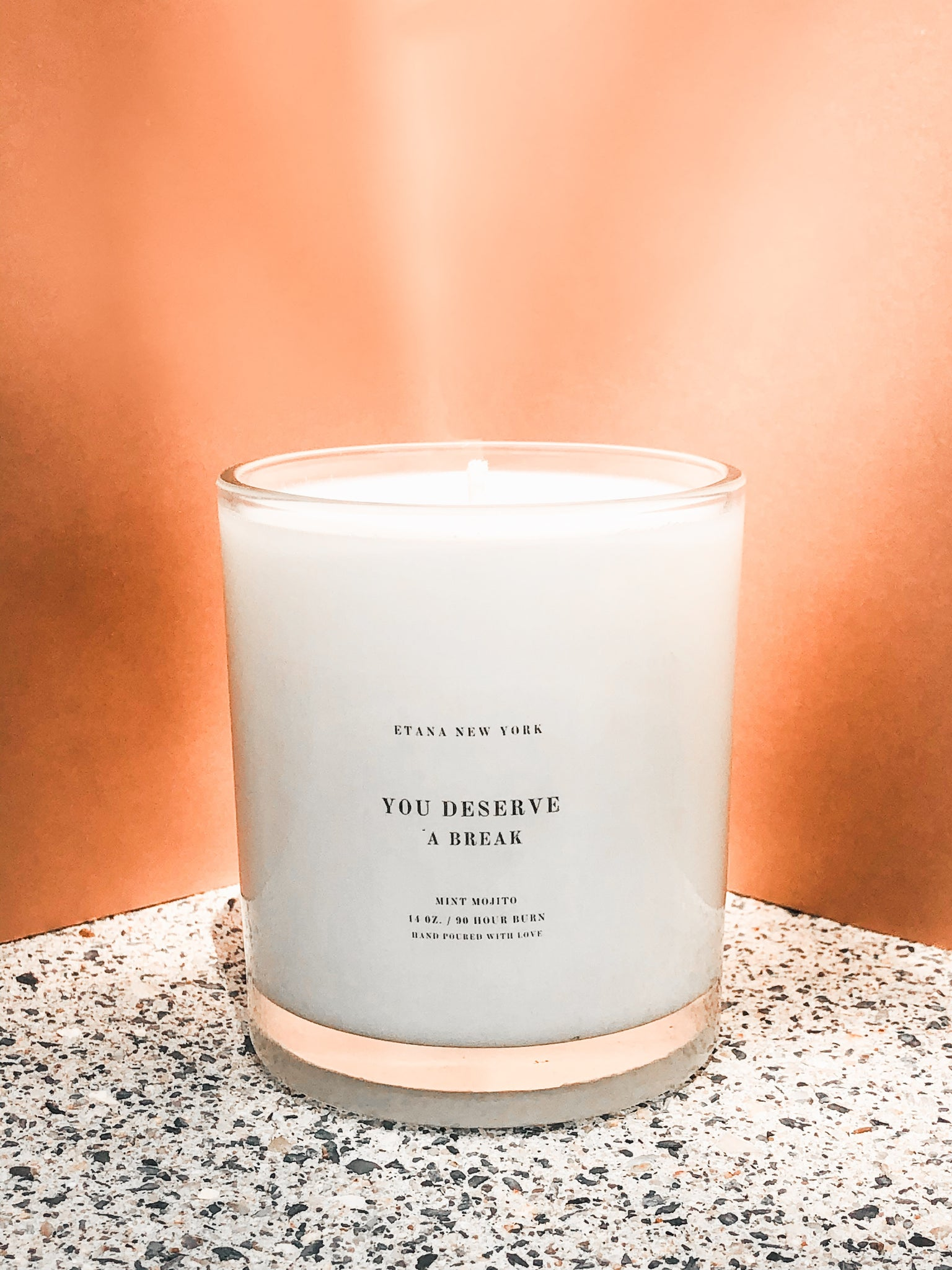 You Deserve 14 oz. Candle
