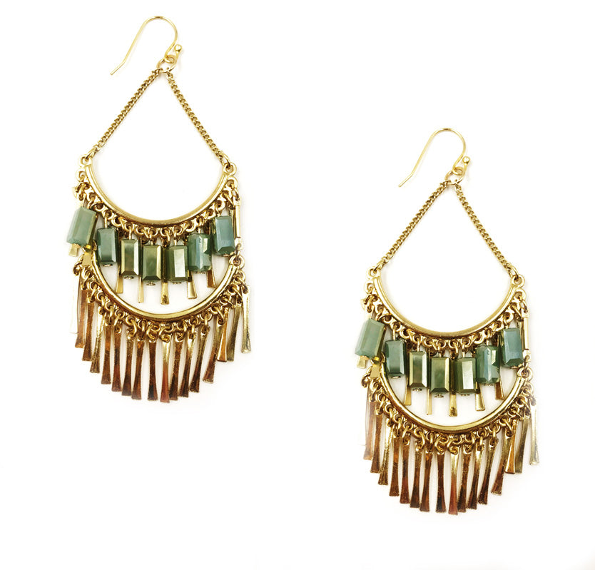 Chandelier  Statement Earring