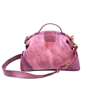 Gypsy Soul Leather Crossbody