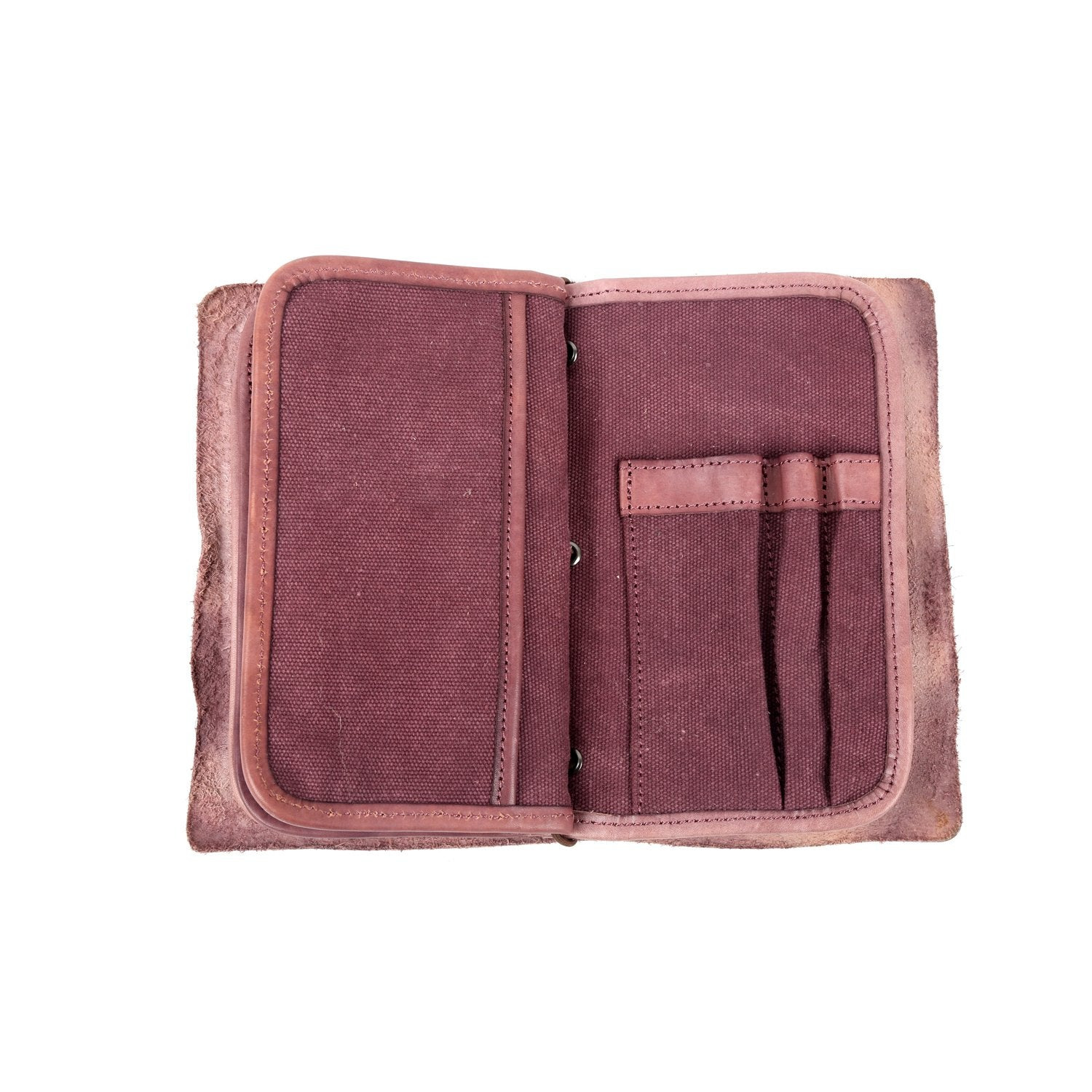 Nomad Leather Organizer