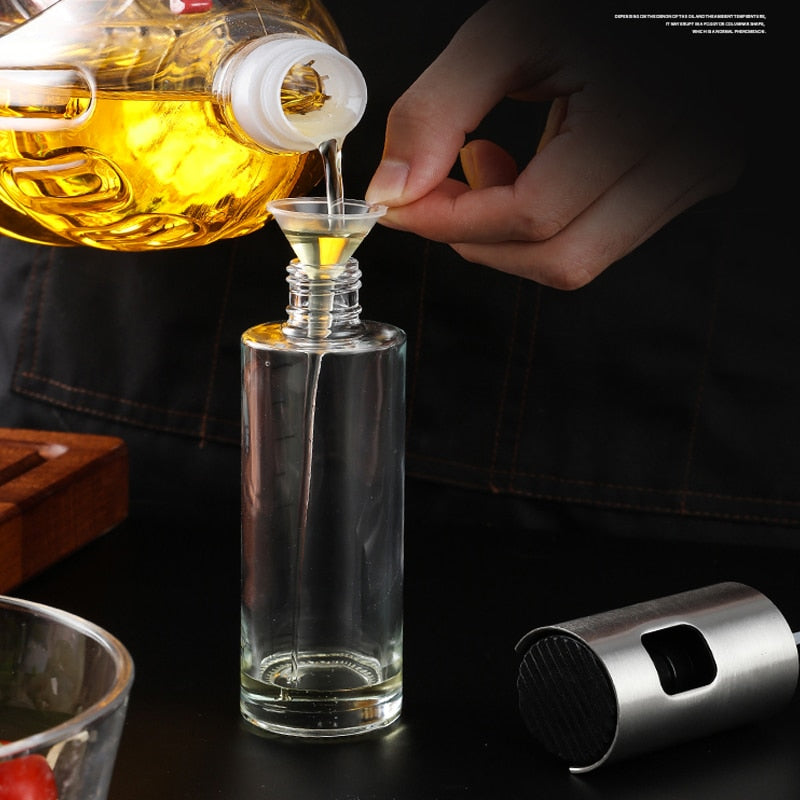 Oil Bottle Dispenser