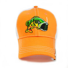 Load image into Gallery viewer, Classic mesh baseball cap with bottle oppener and logo