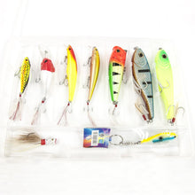 Load image into Gallery viewer, Salt water lures gift set 9 Lures combo