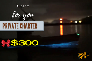 BIO BAY PRIVATE CHARTER GIFT CARD