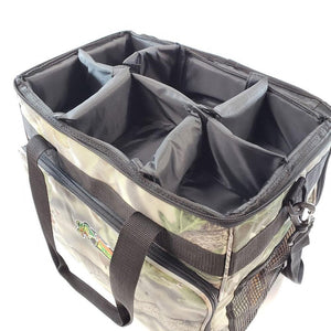 Real Tree Large Soft Nylon Tackle Box