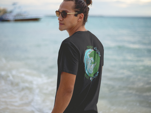 MAR-IGUANA-ECO FRIENDLY T-SHIRT
