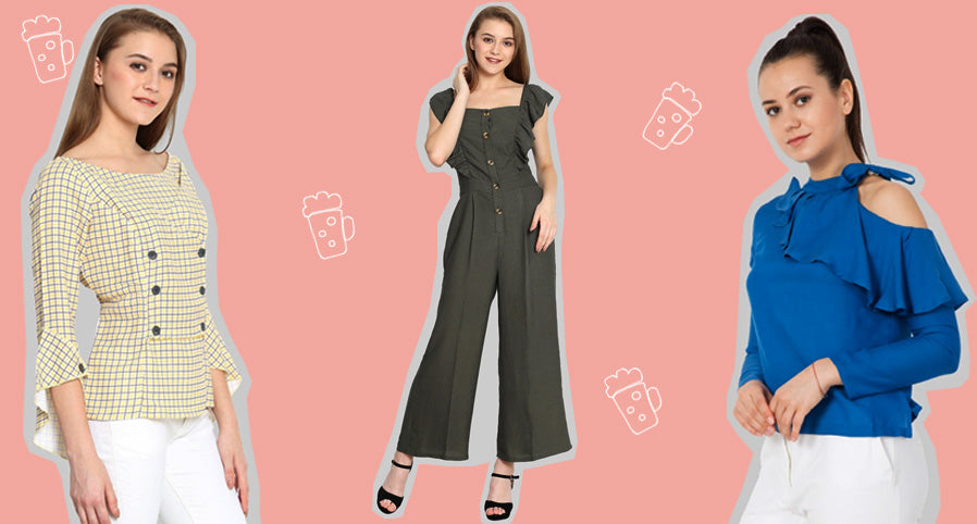 Brunch Date Ready : 8 Outfit Ideas for your next Date