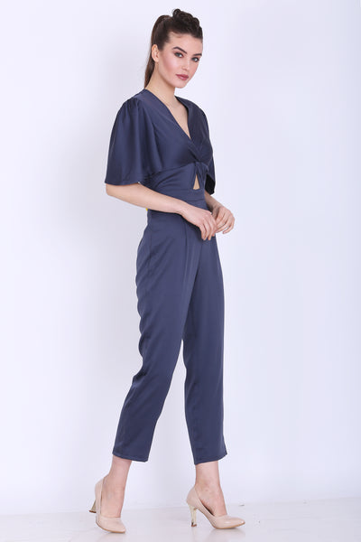 Slate Grey Jumpsuit