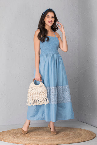 Carolina Tiered Maxi Dress