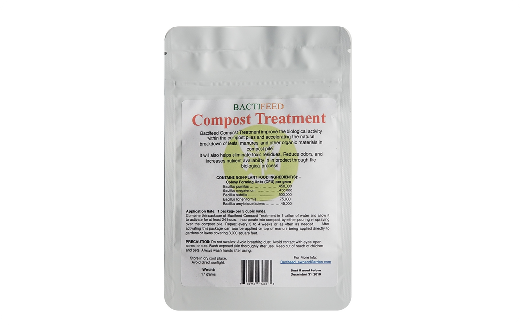 Bactifeed CT (Compost Treatment)