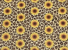 Load image into Gallery viewer, SmarTack Face - Sunflower Cheetah
