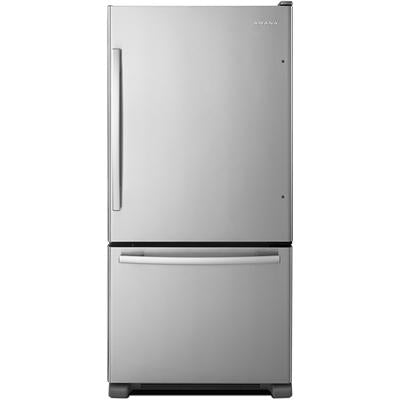 Amana 22 cu. ft. Bottom Freezer Refrigerator with Large Capacity