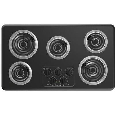 "36"" Electric Cooktop with 5 Elements"