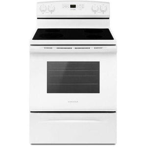 Amana 4.8 cu. ft. Freestanding Electric Range with Self-Clean Option