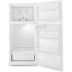Amana 14 cu. ft. Top Freezer Refrigerator with Flexible Storage Options