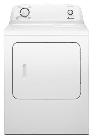 Amana 6.5 cu. ft. Electric Dryer with Automatic Dryness Control