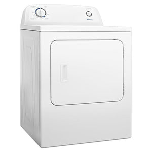 Amana 3.5 cu. ft. Top Load Washer & 6.5 cu. ft. Electric Dryer