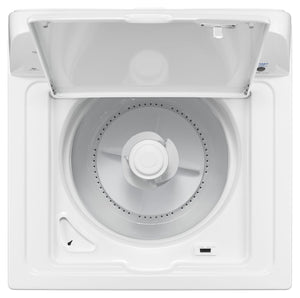Amana 3.5 cu. ft. Top Load Washer with Dual Action Agitator