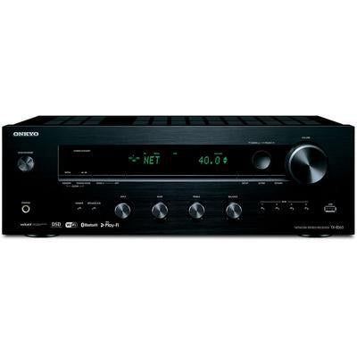 Onkyo Network Stereo Receiver with Built-In Wi-Fi & Bluetooth