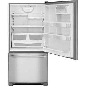 Maytag 22 cu. ft. Bottom Freezer Refrigerator