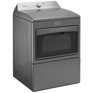 Maytag Large Capacity Electric Dryer with IntelliDry Sensor–7.4 cu. ft.